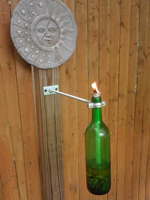 Make DIY Tiki Torches
