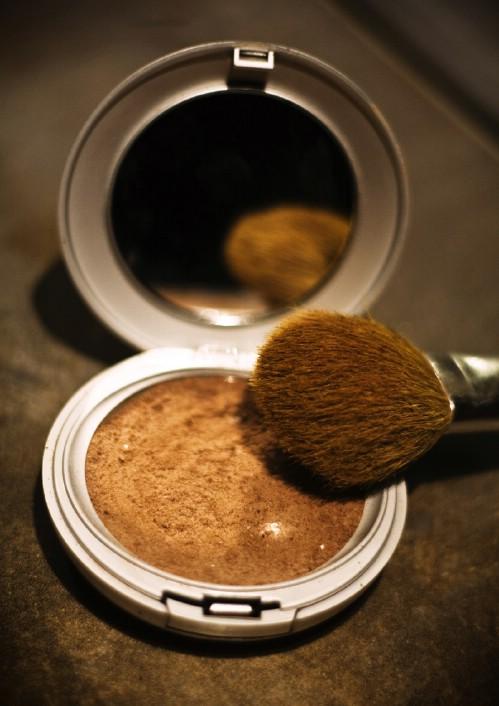 Homemade Natural Bronzer/Contour Powder