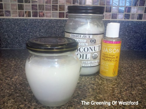 Coconut and Vitamin E Moisturizing Lotion