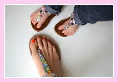 a95dbfe1a19f9 15 Super Comfortable Flip-Flops and Sandals You Can DIY - DIY   Crafts