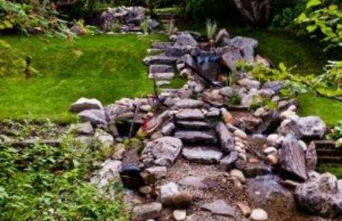Make a Backyard Stream