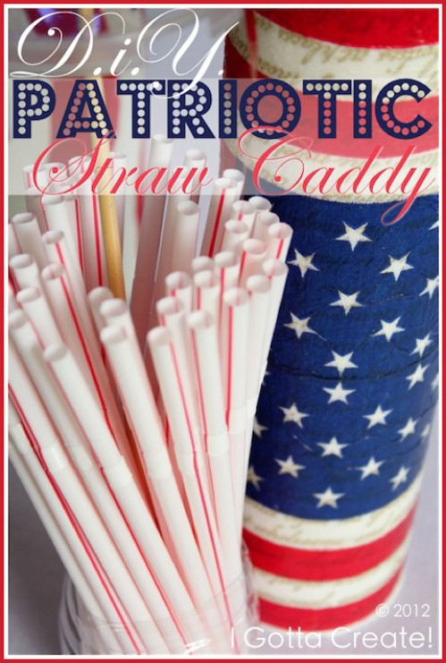 40 Fun And Patriotic Crafts For Your 4th Of July