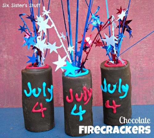Chocolate Firecrackers