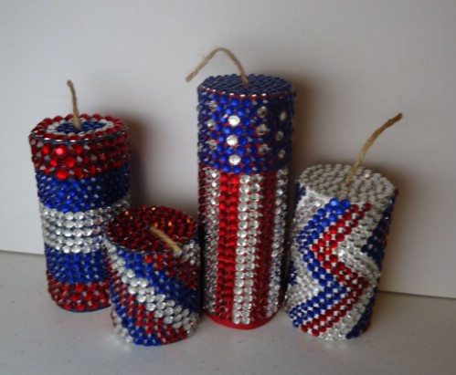 Jeweled Firecrackers