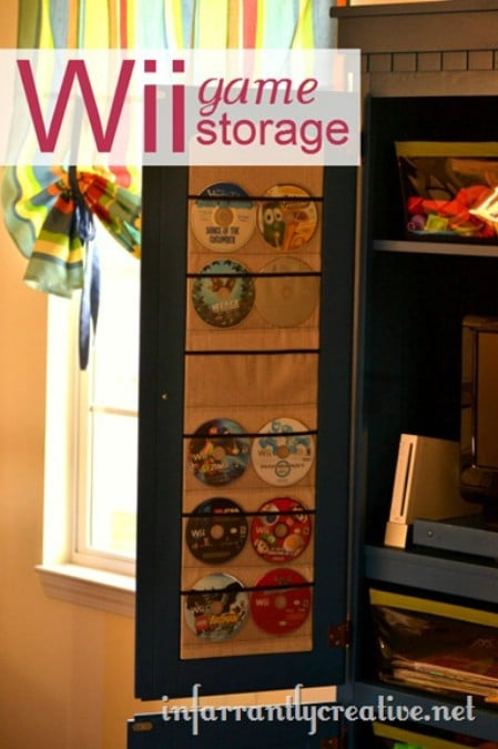 Video Game Storage