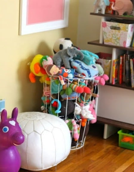 Charmant Stuffed Animal Cage