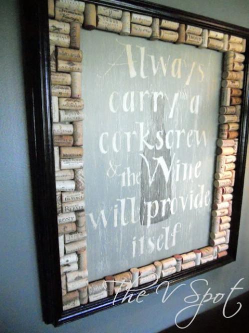 Cork Artwork