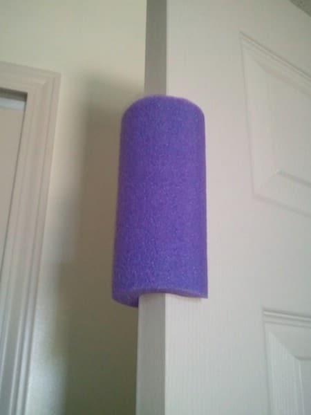 Toddler-Proof Door Stopper