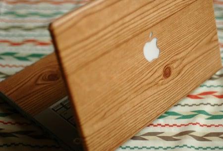 Wood Grain Laptop Skin