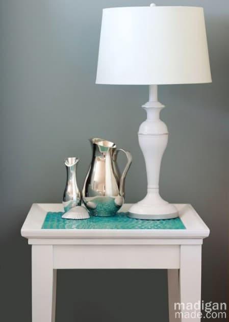 DIY Tile Table