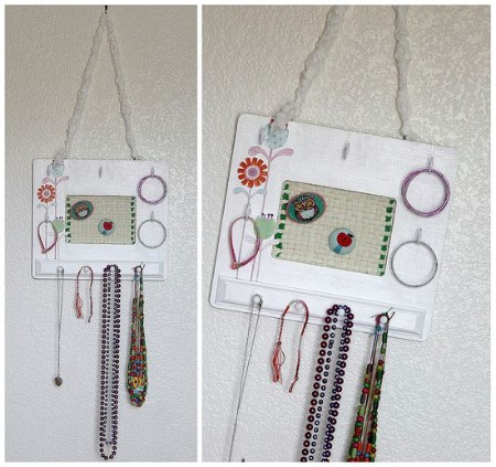 Kids' Jewelry Organizer