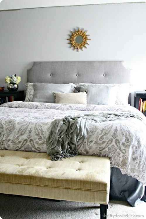 Make A Headboard 40 dreamy diy headboards you can makebedtime - diy & crafts
