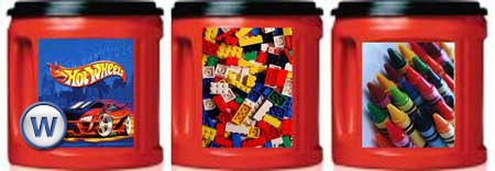 Crafty Canisters