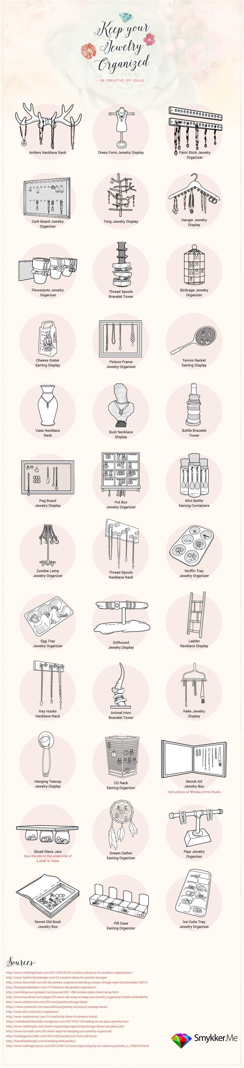 jewellery-organizing