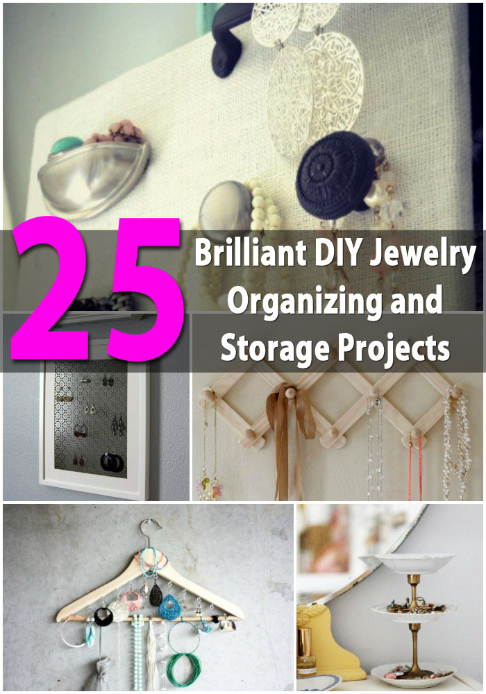 25 brilliant diy jewelry organizing and storage projects diy crafts 25 brilliant diy jewelry organizing and storage projects solutioingenieria Image collections