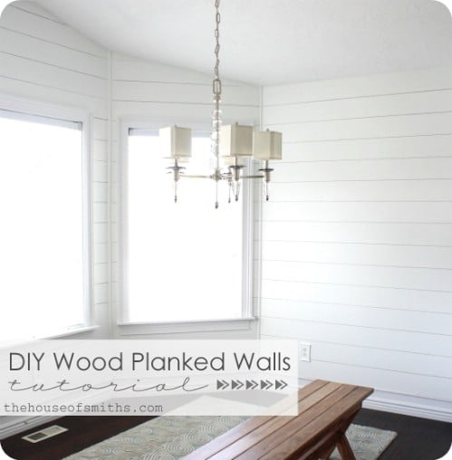 15 Creatively Genius Diy Wood Walls Page 2 Of 2 Diy