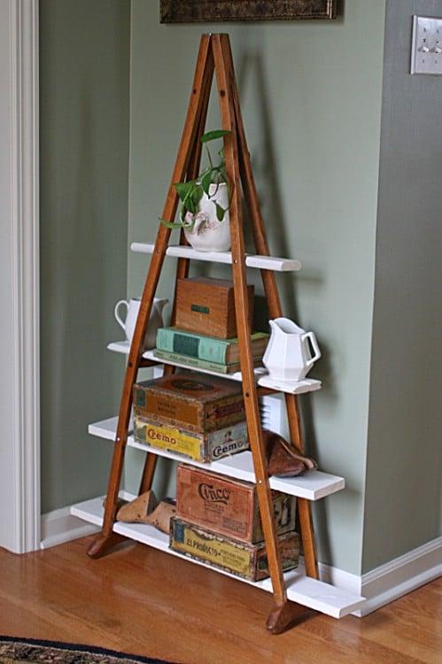 Crutch Shelf
