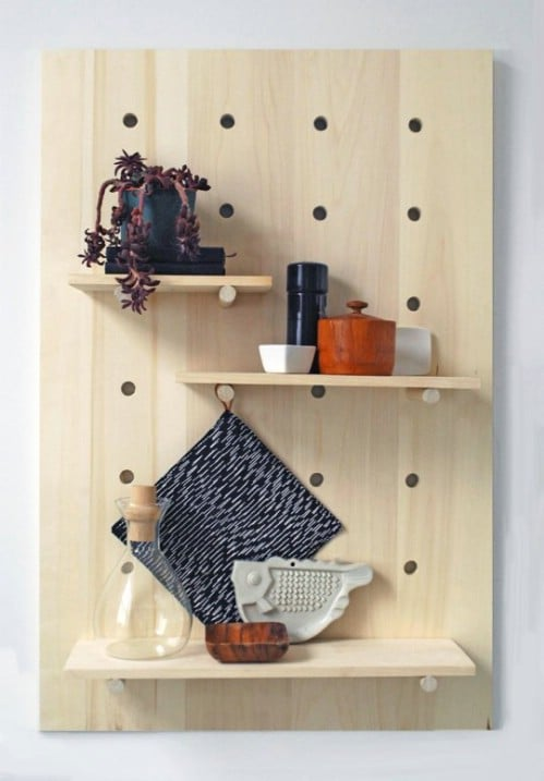 40 brilliant diy shelves that will beautify your home page 4 of 4 diy crafts. Black Bedroom Furniture Sets. Home Design Ideas