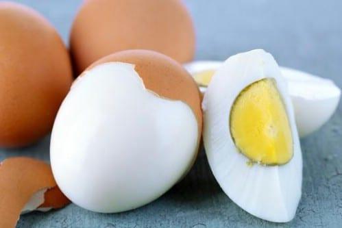 Peel eggs effortlessly.