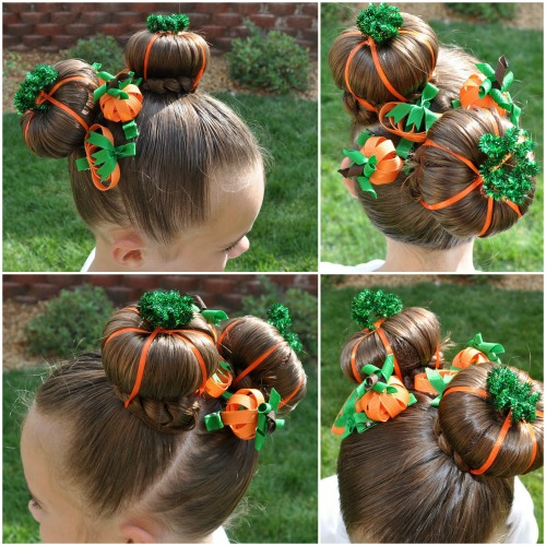 Top 16 Most Creative DIY Halloween Hairstyles