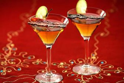 Candied Bacon Martini