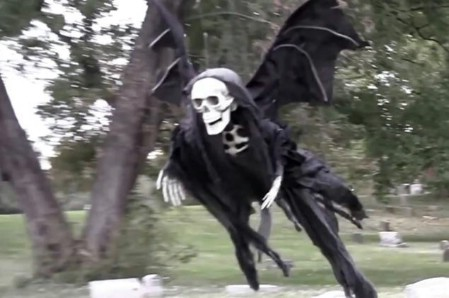 The Flying Freak