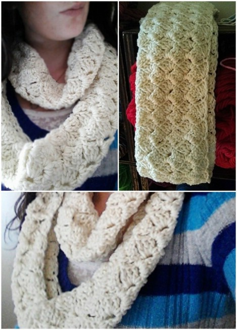 26 Cozy Diy Infinity Scarves With Free Patterns And Instructions Diy Amp Crafts
