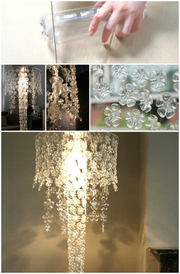 16 Genius Diy Lamps And Chandeliers To Brighten Up Your