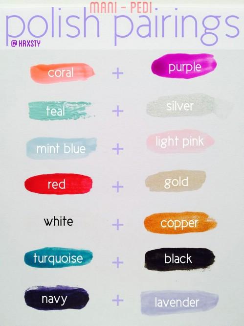 Color Pairings