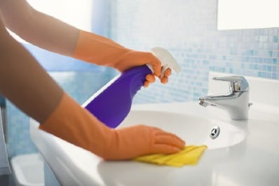 Use it as a general cleaner.