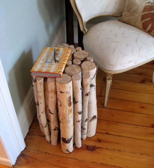 Log Cluster Table