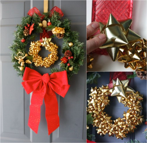 Reusing Gift Bows