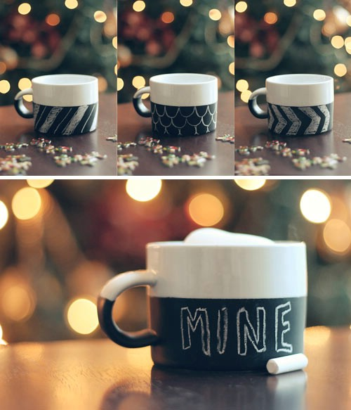 Decorate your favorite mug