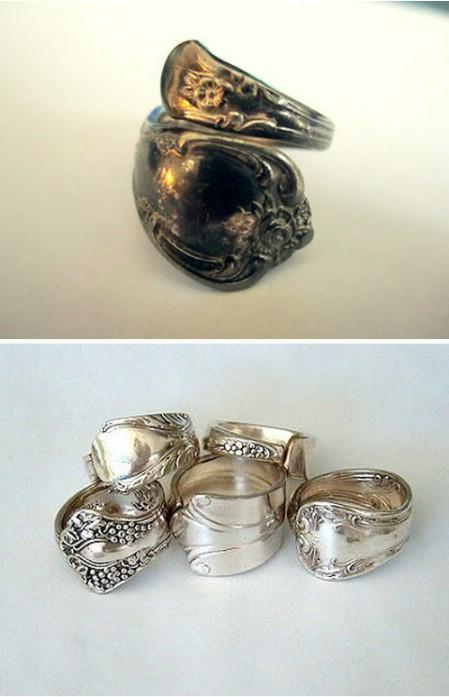 Cutlery Rings