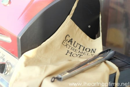 Manly Aprons