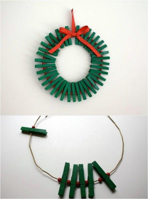 Crafty Clothes Pins
