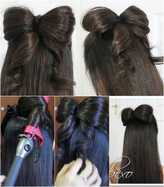 Super Cute Diy Christmas Hairstyles All Lengths