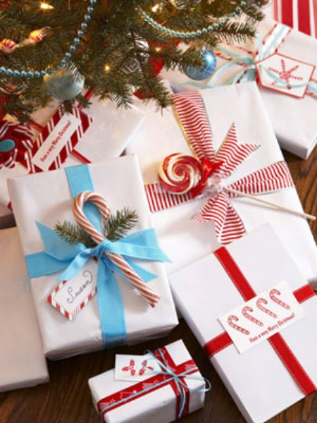 40 Amazing Christmas Gift Wrapping Ideas You