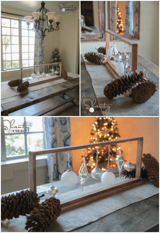 Hanging Ornament Display