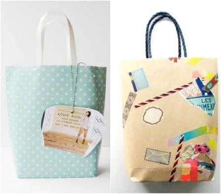 DIY gift bag!