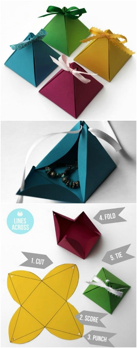 40 Amazing Christmas Gift Wrapping Ideas You can Make Yourself - DIY ...