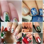 20 Fantastic DIY Christmas Nail Art Designs That Are Borderline Genius