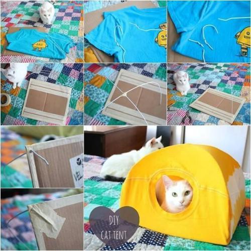 T-Shirt Tent