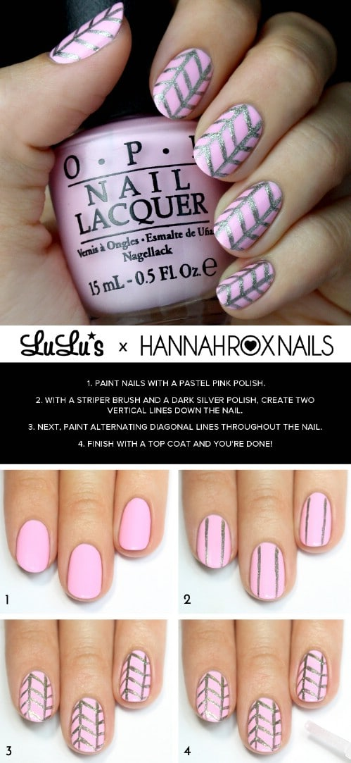 Top 101 Most Creative Spring Nail Art Tutorials And Designs Page 3