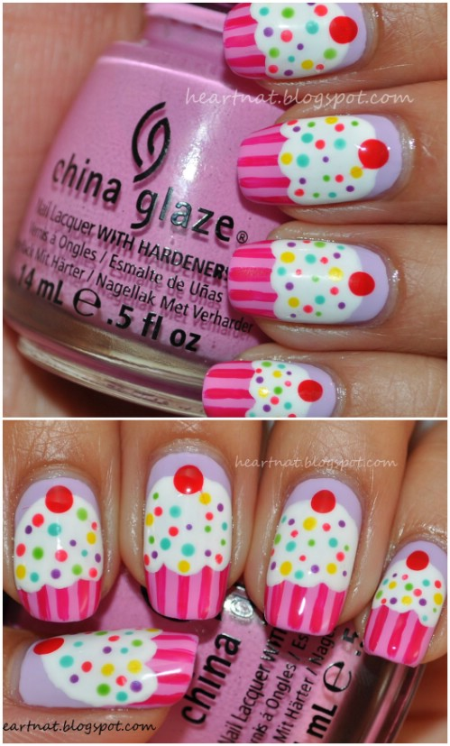 Top 101 most creative spring nail art tutorials and designs diy cupcakes prinsesfo Choice Image
