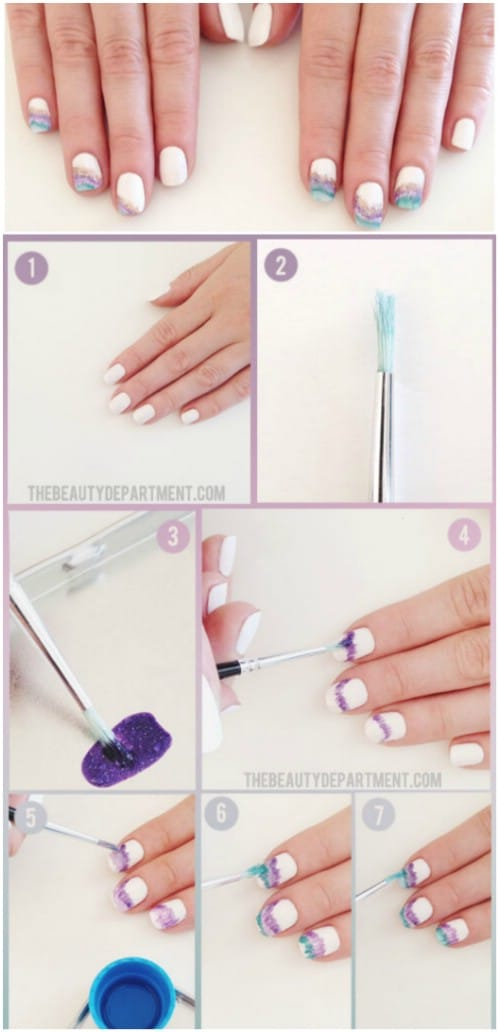 Top 101 Most Creative Spring Nail Art Tutorials And Designs Page 2