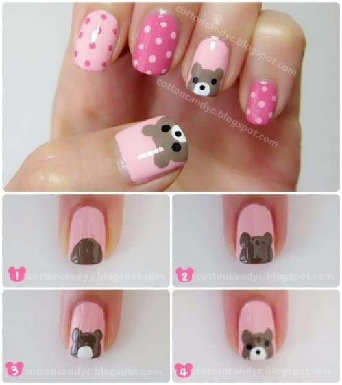 Pastel Bears