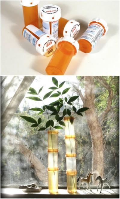 """""""Bamboo"""" Vase"""