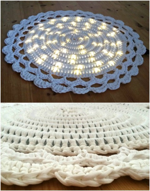 Light it Up - 30 Magnificent DIY Rugs to Brighten up Your Home