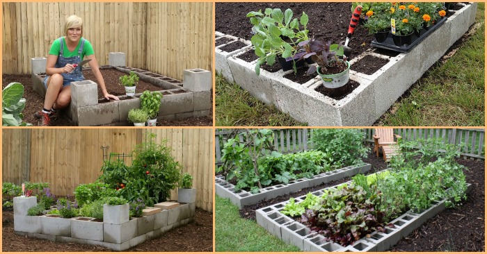 Brilliant Gardening Project How To Make A Raised Garden